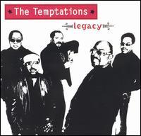 【メール便送料無料】Temptations / Legacy (輸入盤CD) (テンプテーションズ)