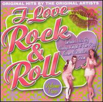 VA / I Love Rock'N Roll 2 (import board CD)