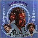 【メール便送料無料】Barry White / Can't Get Enough (輸入盤CD) (バリー・ホワイト)