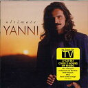 【メール便送料無料】Yanni / Ultimate Yanni (輸入盤CD)(ヤニー)