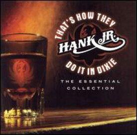 【輸入盤CD】【ネコポス送料無料】Hank Williams Jr. / That's How They Do It In Dixie: Essential Collection (ハンク・ウィリアムス・ジュニア)
