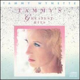【輸入盤CD】Tammy Wynette / Greatest Hits (タミー・ワイネット)