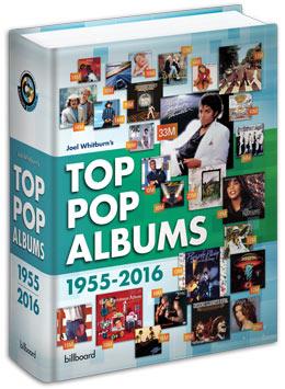 【送料無料】TOP POP ALBUMS 1955-2016 (HARDCOVER)