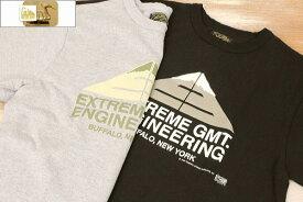 "COLIMBO コリンボ PRINT TEE ""EXTREAM GMT"" プリント Tシャツ ヘビーウエイト ZU-0412 2colors 送料無料"