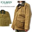 FILSON フィルソン ティンクロス フィールド ジャケット TIN CLOTH FIELD JACKET 送料無料 39ショップ 80394500002