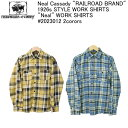 "FREEWHEELERS フリーホイーラーズ UNION SPECIAL OVERALLS Neal Cassady ""RAILROAD BRAND"" 1926s STYLE WORK SHIRTS ""…"