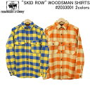 "FREEWHEELERS フリーホイーラーズ GREAT LAKES GMT. MFG.Co. 1930~1940s WOODSMAN SHIRTS ""SKID ROW"" WOODSMAN SHIRTS…"