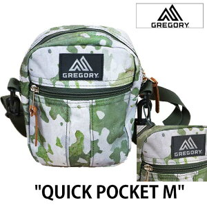 GREGORY グレゴリー クイックポケットM (QUICK POCKET M) bag バッグ ウエストポーチ ショルダーバッグ ウエストバッグ アウトドア デイパック 654598575(CM336)