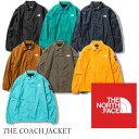 THE NORTH FACE ザ・ノースフェイス Coach Jacket コーチジャケット 送料無料 NP22030