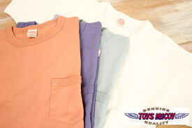 TOYS McCOY PRODUCT トイズマッコイプロダクト McHILL SPORTS WEAR POCKET TEE マックヒルスポーツウェアポケットTEE TMC1401 7color