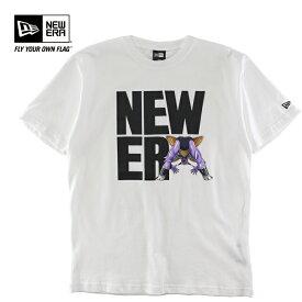 メンズ プリントTシャツ 半袖 NEW ERA ニューエラ NE×DBZ ギニュー 12110837