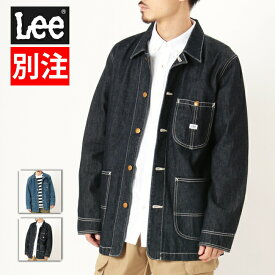 10%OFF Lee リー 別注 カバーオール デニム ジャケット ロコ ワーク GLT027-5 メンズ