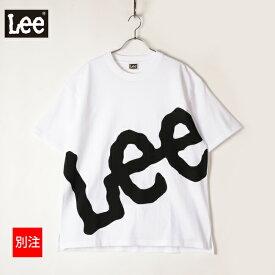 Lee リー トップス メンズ レディース ユニセックス 半袖 Tシャツ ビッグロゴ 全5色 GLT130-1