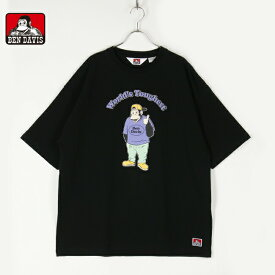 BENDAVIS ベンデイビス メンズ レディース ユニセックス 半袖 Tシャツ ビッグシルエット オーバーサイズ ゆったり BEN THUMBS BIG T 1580011