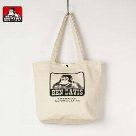 BEN DAVIS ベンデイビス バッグ キャンバス トート メンズ レディース ユニセックス ロゴ BDW-9375