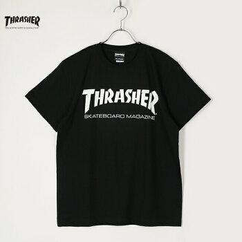 THRASHERスラッシャーTシャツ半袖メンズレディースユニセックスTHMAGLOGOTH8101-21S