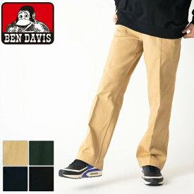 BENDAVIS ベンデイビス メンズ パンツ ボトムス BEN WORKERS PANTS COTTON チノパン テーパード ベーシック ワークパンツ 1180006