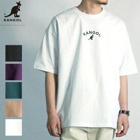 40%OFFKANGOL カンゴール Tシャツ 半袖 メンズ レディース ユニセックス ワンポイント 刺繍ロゴ C5030N