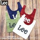 【Lee】リー エコバッグ CONVENIENT BAG MINI コーデュロイ ミニ LA0191-1【ユニセックス】