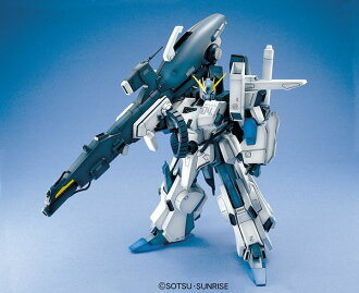 MG 1/100 FAZZ(ファッツ) プラモデル(MG 1/100 FAZZ Plastic Model(Released))