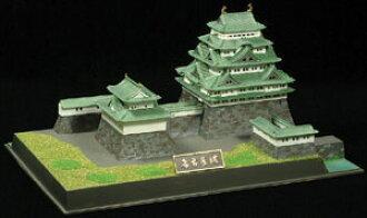 Nihon no Meijo Plastic Model JOYJOY Collection JJ-3 Nagoya Castle(Released)(日本の名城 プラモデル JOYJOYコレクション JJ-3 名古屋城)