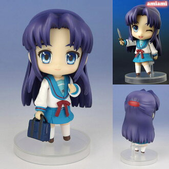 Nendoroid - The Melancholy of Haruhi Suzumiya: Ryoko Asakura & Expansion Parts Set(Released)(ねんどろいど 涼宮ハルヒの憂鬱 朝倉涼子&拡張パーツセット)