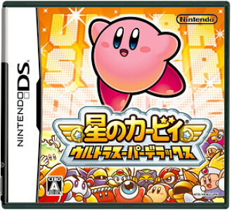 NDS Hoshi no Kirby Ultra Super Deluxe