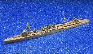 1/700 ウォーターライン No.350 日本海軍軽巡洋艦 川内 (1943)
