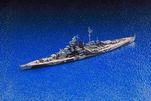 1/700 ウォーターライン No.619 ドイツ海軍戦艦 ティルピッツ