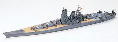 1/700 ウォーターラインシリーズ No.113 日本戦艦 大和 プラモデル(再販)[タミヤ]《取り寄せ※暫定》