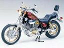 1/12 オートバイシリーズ No.44 ヤマハ XV1000 ビラーゴ プラモデル[タミヤ]《発売済・在庫品》