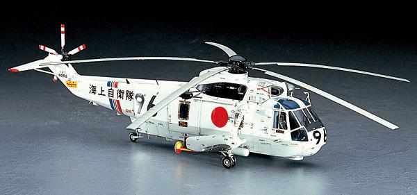 """1/48 シコルスキー HSS-2B シーキング""""海上自衛隊"""" プラモデル(再販)[ハセガワ]《取り寄せ※暫定》"""