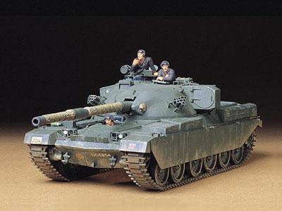 1/35 ミリタリーミニチュアシリーズ No.68 イギリス戦車 チーフテン Mk.5 プラモデル[タミヤ]《取り寄せ※暫定》