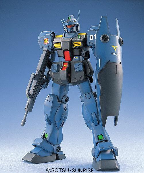 MG 1/100 RGM-79Q ジム・クゥエル プラモデル(再販)[バンダイ]《取り寄せ※暫定》