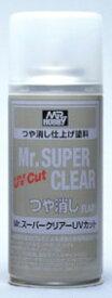 Mr.スーパークリアーUVカットつや消し[GSIクレオス]《発売済・在庫品》
