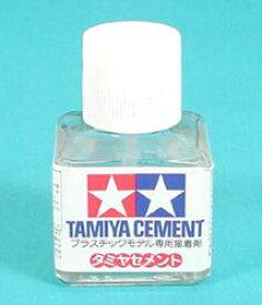 タミヤセメント(角)[タミヤ]《発売済・在庫品》