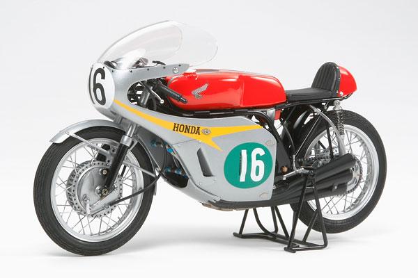 1/12 オートバイシリーズ No.113 Honda RC166 GPレーサー プラモデル[タミヤ]《取り寄せ※暫定》