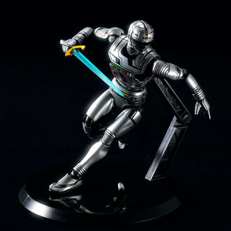ACTION WORKS TOEI HERO THE LIVE - Space Sheriff Gavan Complete Figure(Released)(アクションワークス 東映ヒーロー・ザ・ライブ 宇宙刑事ギャバン 完成品フィギュア)