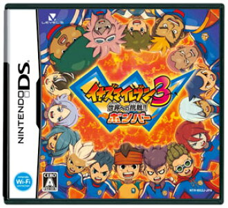 NDS Inazuma Eleven 3 Challenge the World!! Bomber(Back-order)
