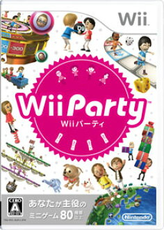 Wii Party (Game Only)(Back-order)