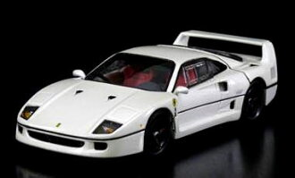 Kyosho original die-casting model 1/43 Ferrari F40 lightweight pearl white (model of the 20th anniversary of Kyosho) (resale) [Kyosho] << order ※ tentativeness >>