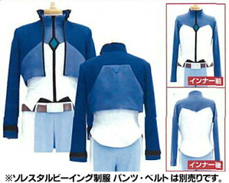 機動戦士ガンダム00 ソレスタルビーイング制服 ジャケット 刹那ver./メンズ-L(Mobile Suit Gundam 00 - Celestial Being Uniform Jacket Setsuna ver./ Men's L(Released))