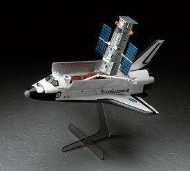 1/200 スペースシャトル&ハッブル宇宙望遠鏡 プラモデル(再販)[ハセガワ]《発売済・在庫品》
