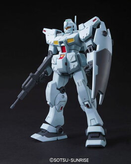 HGUC 1/144 GM Custom Plastic Model(Back-order)(HGUC 1/144 ジム・カスタム プラモデル)