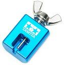 ミニ四駆グレードアップパーツ ピニオンプーラー(ブルー)(再販)[タミヤ]《発売済・在庫品》
