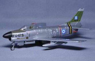 Falcon Model Diecast Airplane Model 1/72 F-86D Sabre Dog Greek Air Force 51-6179
