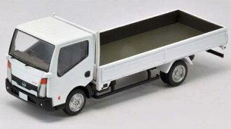 Tomica Limited Vintage TLV-N64b Nissan Atlas Long (White)(Back-order)(トミカリミテッド ヴィンテージ TLV-N64b 日産アトラス ロング(白))