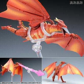 """S.H.MonsterArts - Fire Rodan  From """"Godzilla vs. Mecha Godzilla""""(Released)(S.H.モンスターアーツ ファイヤーラドン 『ゴジラvsメカゴジラ』より)"""