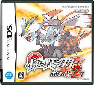 NDS Pokemon White 2(Back-order)(NDS ポケットモンスターホワイト2)