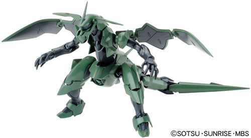 HG 1/144 ダナジン プラモデル(再販)[バンダイ]《発売済・在庫品》